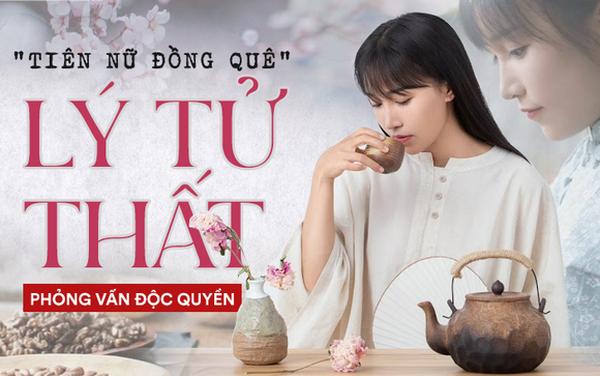 Lý Tử Thất trả lời độc quyền báo Việt Nam, hé lộ cuộc sống thực sau những hình đẹp như tiên cảnh