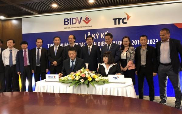 Thành Thành Công có thêm nguồn tài chính từ thỏa thuận hợp tác cùng BIDV