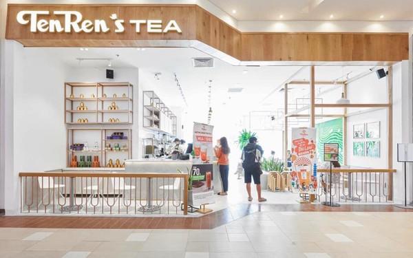 Ten Ren - Chuỗi trà sữa được The Coffee House nhận nhượng quyền công bố đóng cửa sau gần 2 năm hoạt động