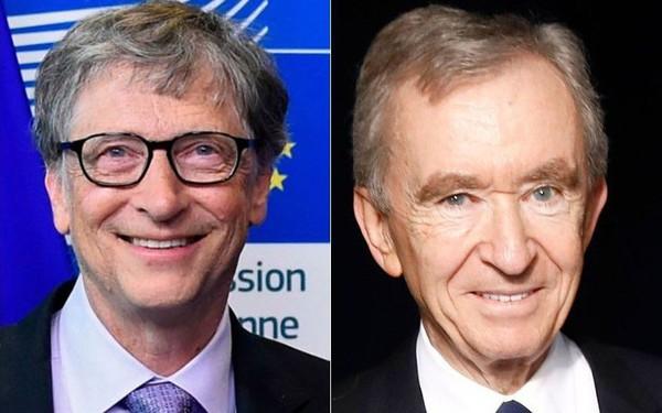 """Bill Gates mất ngôi vị giàu thứ 2 thế giới, người """"soán ngôi"""" không phải cái tên quá xa lạ"""