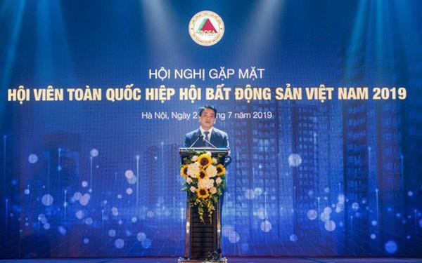 """Chủ tịch Nguyễn Đức Chung: Thị trường BĐS Hà Nội còn dư địa rất lớn, là """"địa chỉ đỏ"""" cho nhà đầu tư"""