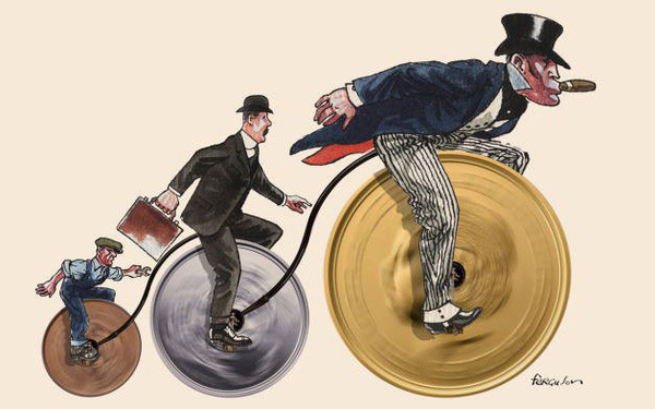 Đừng than vãn thu nhập bất công nữa, sự chênh lệch giàu nghèo đang là động lực thúc đẩy phát triển kinh tế