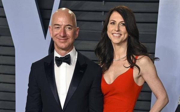 Vụ ly hôn nghìn tỷ của vợ chồng ông chủ Amazon đã có kết quả