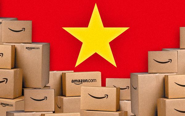 Amazon đã chính thức lập công ty tại Việt Nam, CEO là sếp cÅ© của Alibaba