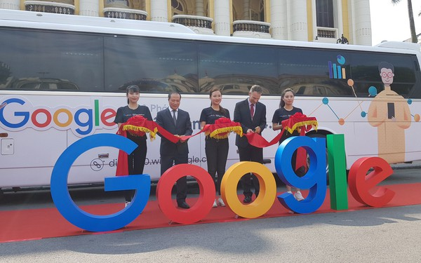 Bộ Công Thương bắt tay Google triển khai bệ phóng 4.0 cho doanh nghiệp Việt