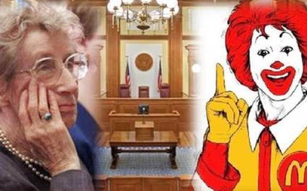 """Vụ kiện """"con kiến kiện củ khoai"""" kinh điển của McDonald""""s: Cụ bà bị bỏng vì 1 cốc cà phê nóng, McDonalds mất gần 3 triệu USD bồi thường!"""