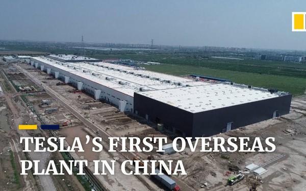 Nhanh hơn cả Vinfast, nhà máy sản xuất ô tô mới của Tesla sắp hoàn thành sau 9 tháng xây dựng