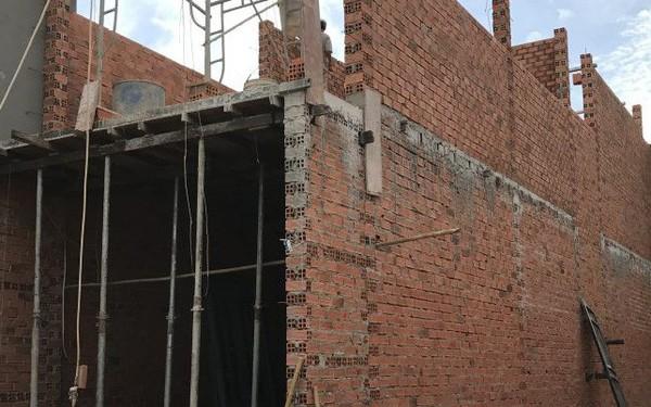 Tình trạng xây nhà không phép, trái phép còn diễn ra khá phổ biến