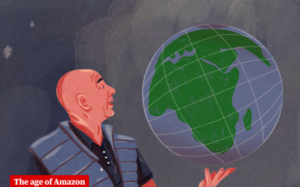 """""""Thần chết"""" Amazon và bí mật đứng trên đỉnh vinh quang thế giới suốt 25 năm: Chọn ra những sản phẩm bán chạy nhất, copy lại và bán giá rẻ hơn 1 nửa"""