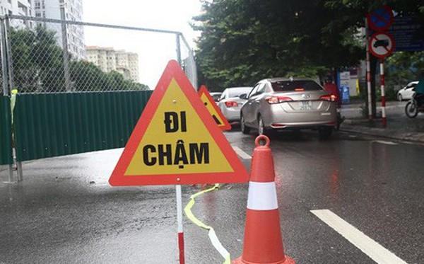Hà Nội: Rào đường Nguyễn Cơ Thạch làm đường đua F1