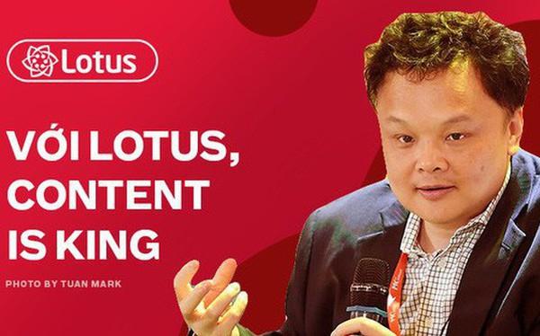 MXH Lotus có cơ chế chống lại tin giả riêng, hạn chế nội dung xấu, đặt mục tiêu đầu tiên là 4 triệu người dùng hàng ngày