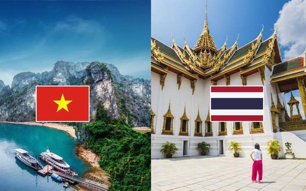 So găng du lịch Việt – Thái: Khách quốc tế nói gì?