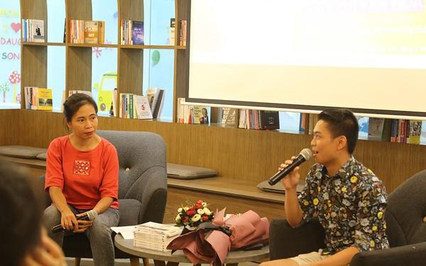 """Nhà văn Trang Hạ: """"Có một thực tế là """"người Việt rất cuồng trai Tây"""""""