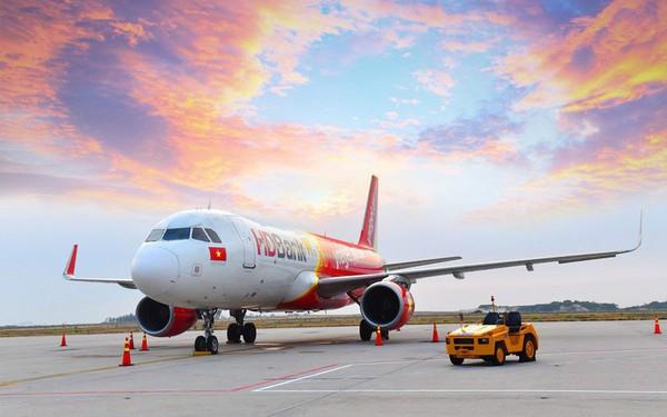 Vietjet Air chi hơn 2.300 tỷ đồng mua lại cổ phiếu quỹ