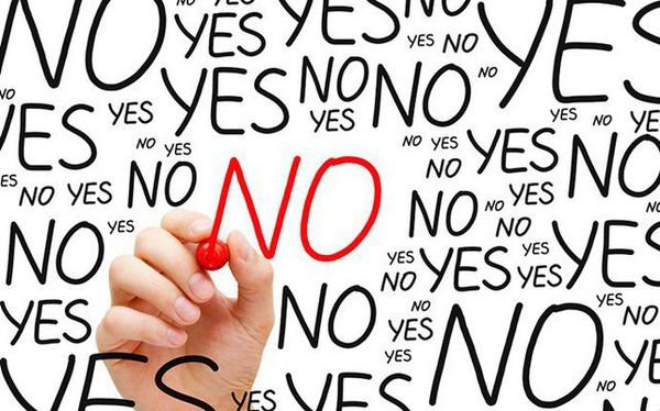 Người thành công phải biết nói lời từ chối: Ká»¹ năng quan trọng nhÆ°ng không phải ai cÅ©ng làm chủ được