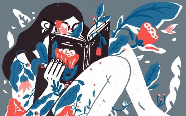 Bạn sẽ không thể trụ lâu giữa cuộc đời này nếu như tất cả những gì bạn đọc chỉ là một quyển sách toàn giấy trắng!