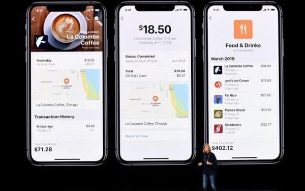 Apple bắt đầu tung Apple Card cho một số người dùng