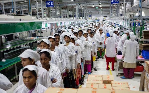 'Đội quân' lương 4 USD/ngày sắp định hình lại chuỗi cung ứng toàn cầu, phụ trách sản xuất cho cả thế giới