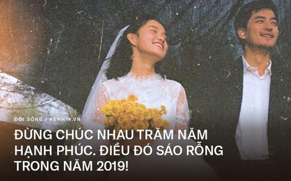 """Bài học tình yêu suy ra từ câu nói của MC Trấn Thành: """"Tôi không bao giờ chúc hai bạn trăm năm hạnh phúc. Điều đó sáo rỗng trong năm 2019!"""""""