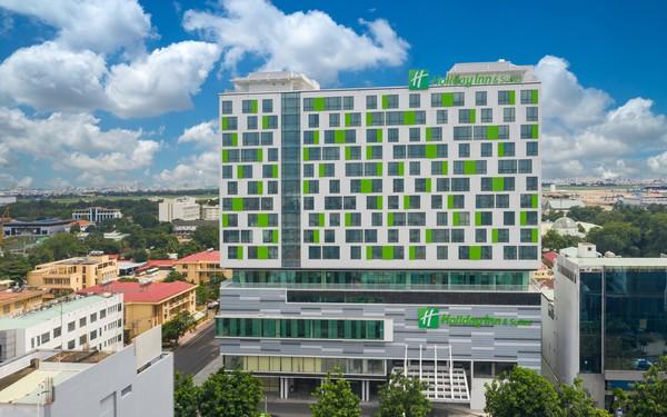 Khách sạn Holiday Inn đầu tiên ở Việt Nam khai trương tại TP HCM