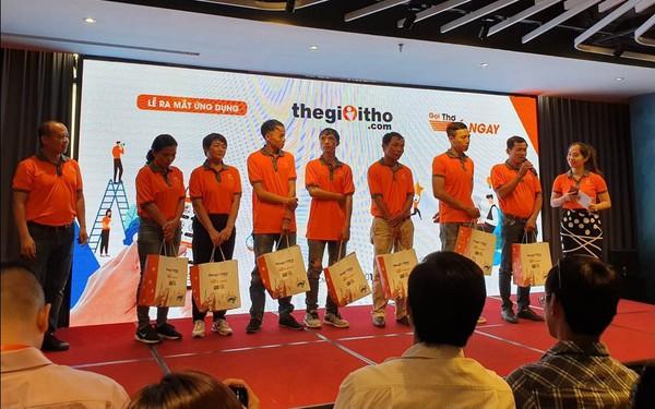 Công ty Việt ra ứng dụng gọi thợ sửa điện nước, xây dựng, giúp việc, sửa khoá