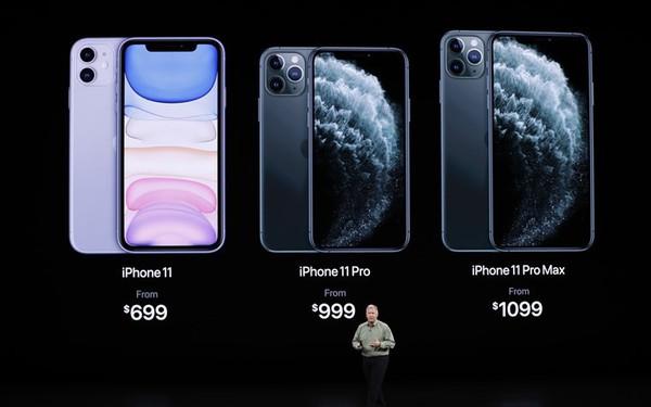 iPhone 11 mới sẽ có giá dự kiến từ 21,99 triệu đồng
