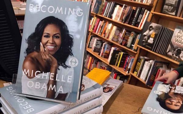 """Gần 10.000 cuốn sách đến tay bạn đọc chỉ sau 4 tuần, """"Chất Michelle' đã tạo nên một hiện tượng trong ngành xuất bản Việt Nam"""