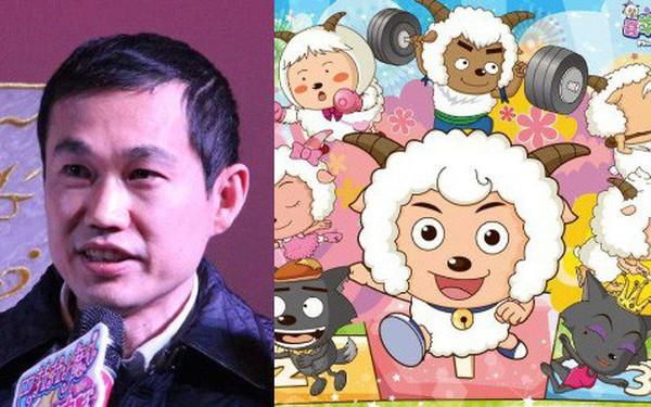"""17 tuổi khởi nghiệp với cây kèn đồ chơi, biến 100 USD thành """"Disney của Trung Quốc"""" trị giá 4,1 tỷ USD, là ông trùm đứng sau """"Cừu vui vẻ và Sói xám"""""""