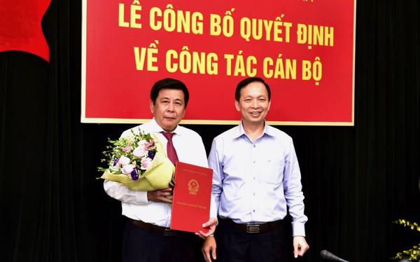Nhà máy in tiền Quốc gia thay Chủ tịch