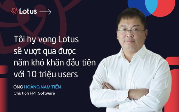 Giới doanh nhân và kỳ vọng đặc biệt vào Lotus – mạng xã hội Việt sắp ra mắt