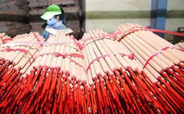 """Ấn Độ hạn chế nhập khẩu hương nhang, doanh nghiệp Việt lập tức """"điêu đứng"""""""