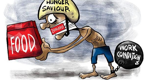 """Đơn tăng nhưng vẫn lỗ nặng vì khuyến mãi mù quáng, 2.500 nhà hàng """"log out"""" và 6.000 tài xế """"tắt app"""" Zomato, """"kỳ lân đặt món"""" Ấn Độ khủng hoảng trầm trọng"""