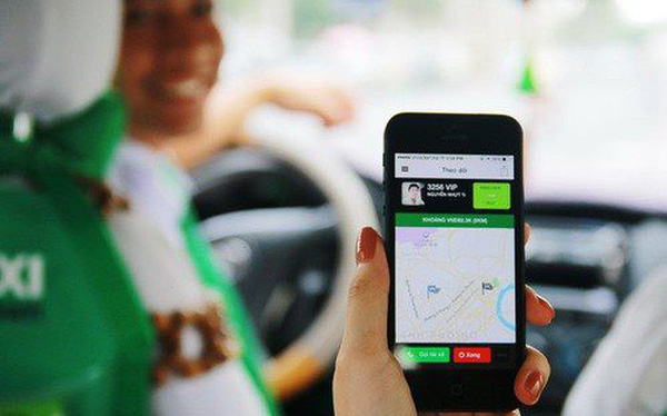 """Grab, be, Go-Viet… ngày càng hấp dẫn vì các """"cuốc xe giá rẻ"""""""