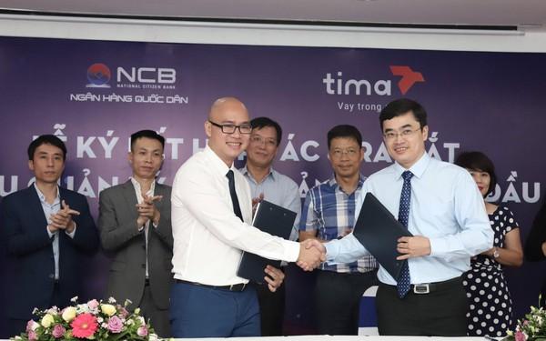 Sàn Tima ký kết hợp tác phát triển và ứng dụng các công nghệ mới trong lĩnh vực tài chính với Ngân hàng TMCP Quốc Dân