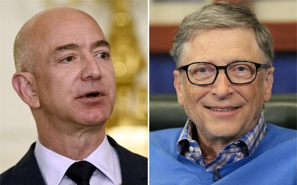 Các siêu tỷ phú như Jeff Bezos hay Bill Gates sẽ mất đến 8% giá trị tài sản trong 1 năm, 50% trong 15 năm, nếu dự luật thuế mới được áp dụng