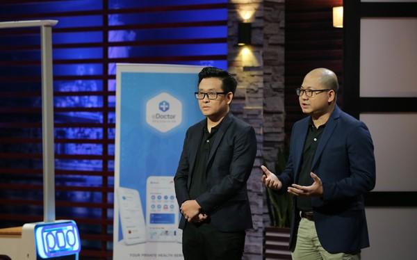 """Doanh thu 10 tỷ đồng thì lỗ 4 tỷ bởi mất 2,8 tỷ """"vỗ béo"""" cho Facebook và Google, eDoctor được 3 shark gật đầu rót 700.000 USD kèm yêu cầu đổi chiến lược"""