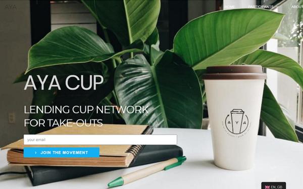 Xuất hiện startup giải được 'bài toán nhựa' của các chuỗi cà phê: Với đồ uống take away, khách hàng được mượn cốc mang về mà không phải trả bất kỳ khoản phí nào