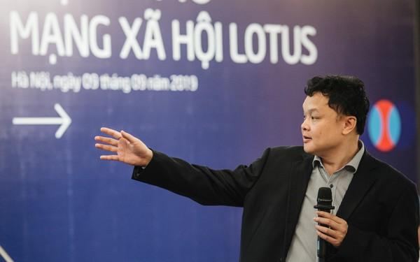 Mạng xã hội Lotus: Không cạnh tranh trực tiếp với Facebook, không kết nối bạn bè, bán hàng online được tạo điều kiện phát triển
