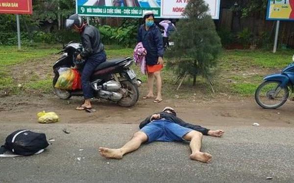 Xe container lao vào đoàn người dừng đèn đỏ, nạn nhân nằm la liệt, ít nhất 3 người chết