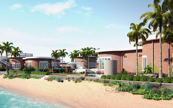 Loạt đại gia BĐS đổ vốn, mảnh đất miền Trung này đang trở thành điểm dừng chân mới của thị trường BĐS nghỉ dưỡng biển