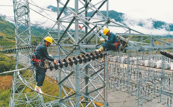 Mất cân đối điện giữa các miền