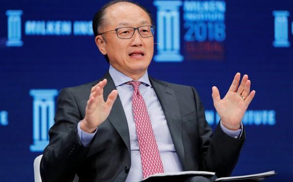 'Chủ tịch từ chức, Ngân hàng Thế giới có thể thành công cụ để Trump đối phó Trung Quốc'