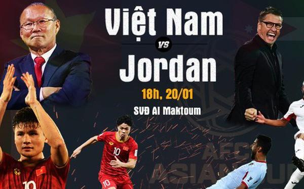 Việt Nam vs Jordan: Cuộc chiến giữa niềm tin và những đồng tiền quyền lực