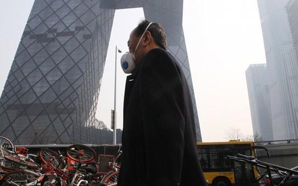 Nghiên cứu cho thấy: Không khí ô nhiễm khiến người Trung Quốc cảm thấy không vui, dễ bột phát hành vi tiêu cực