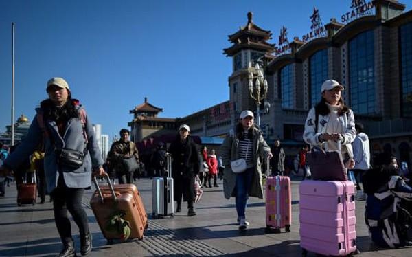 Cuộc di cư lớn nhất hành tinh: Người Trung Quốc về quê ăn Tết
