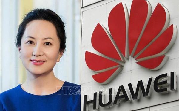 Mỹ chính thức buộc tội CFO Huawei vi phạm lệnh trừng phạt Iran với 13 tội danh