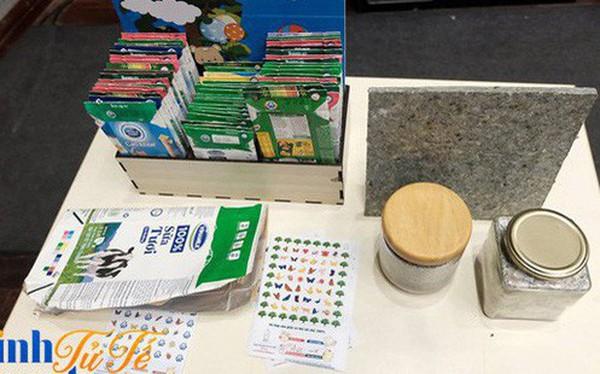 15 tỷ vỏ hộp sữa giấy người dân Việt Nam thải ra môi trường mỗi năm sẽ đi về đâu?