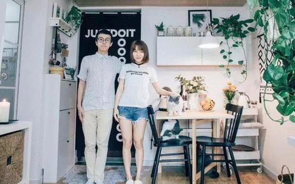 Cặp vợ chồng trẻ quyết biến nhà cũ 39m² thành tổ ấm thiết kế siêu thông minh và tiện ích