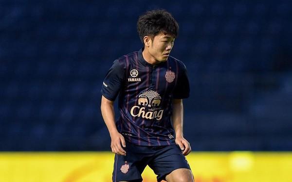 Những hình ảnh đầu tiên của Xuân Trường tại đội bóng Thái Lan