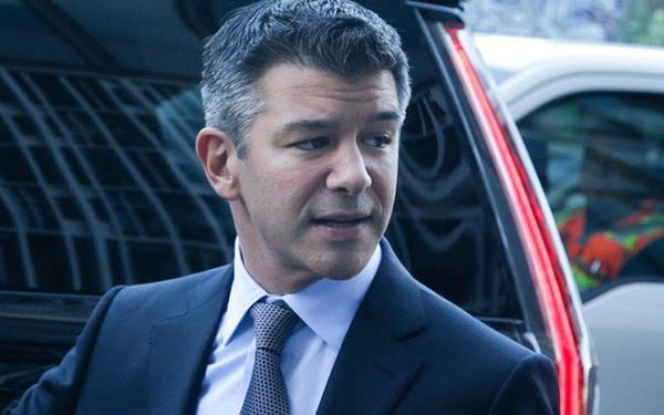 Cựu CEO Uber âm thầm phát triển dịch vụ giao đồ ăn kiểu mới